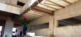 CEPROTEC de Matupá continua com obras aceleradas