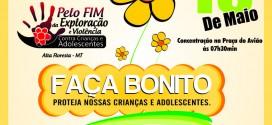 CMDCA/AF Realizará Caminhada contra violência