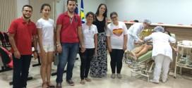 As faculdades FAF/FADAF promovem a doação de sangue