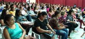 """Secretaria de educação realizou """"4° Encontro Municipal de Educação Infantil"""""""