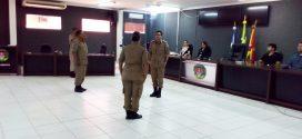 """CB/AF; em troca de comando, Major Tarciana se emociona com """"primeiro comando"""" de sua carreira"""