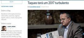Globo diz que empresário vai comprometer Taques em delação