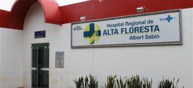 Governo contrata R$ 17 mi sem licitação para atender Hospitais Regionais, detre eles, o de Alta Floresta
