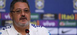 Rogério Micale não é mais o técnico da Seleção Brasileira sub-20