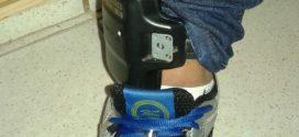 Rapaz com tornozeleira eletrônica é preso em flagrante por roubo