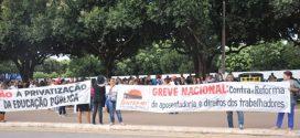 Manifesto marca manhã de sexta-feira em Alta Floresta