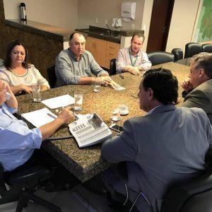 Reunião com Governador