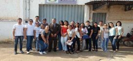 FADAF: Atividade de Visita monitorada com  Alunos da Faculdade de Direito à Delegacia Municipal e Cadeia Pública.