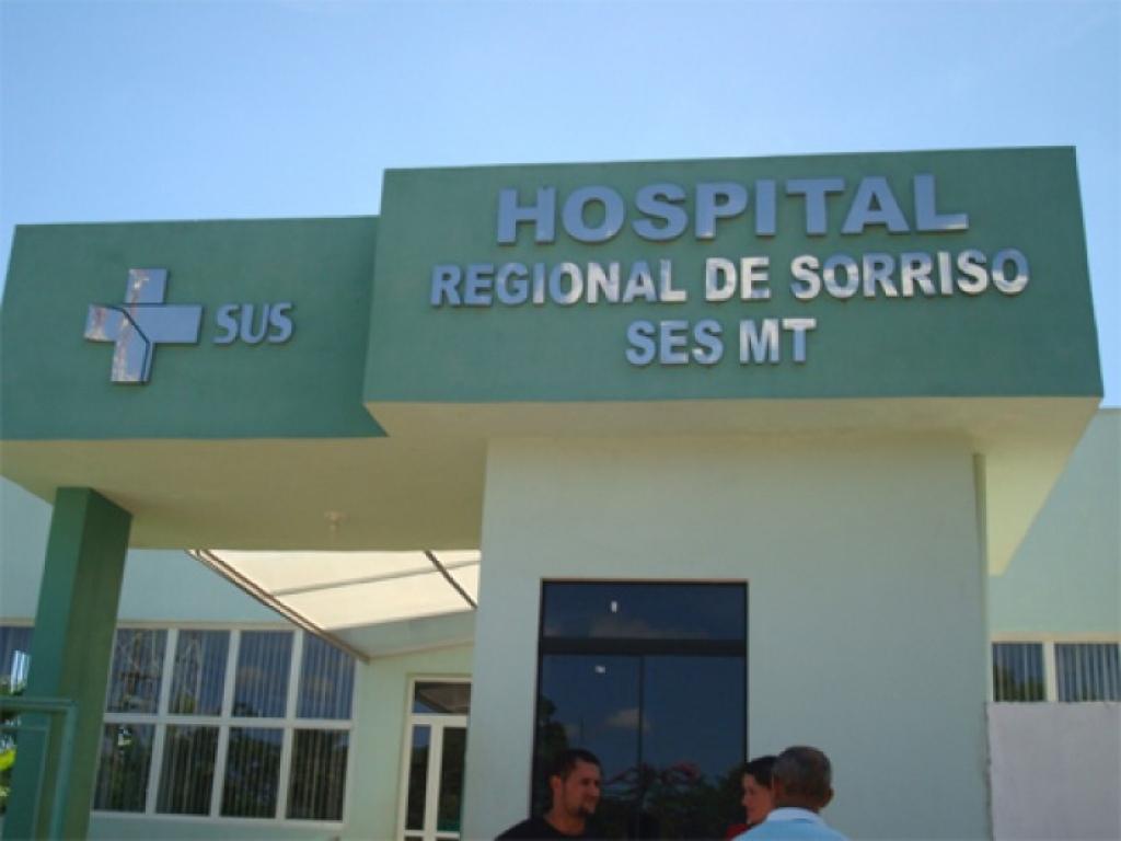 HOSPITAL DE SORRISO