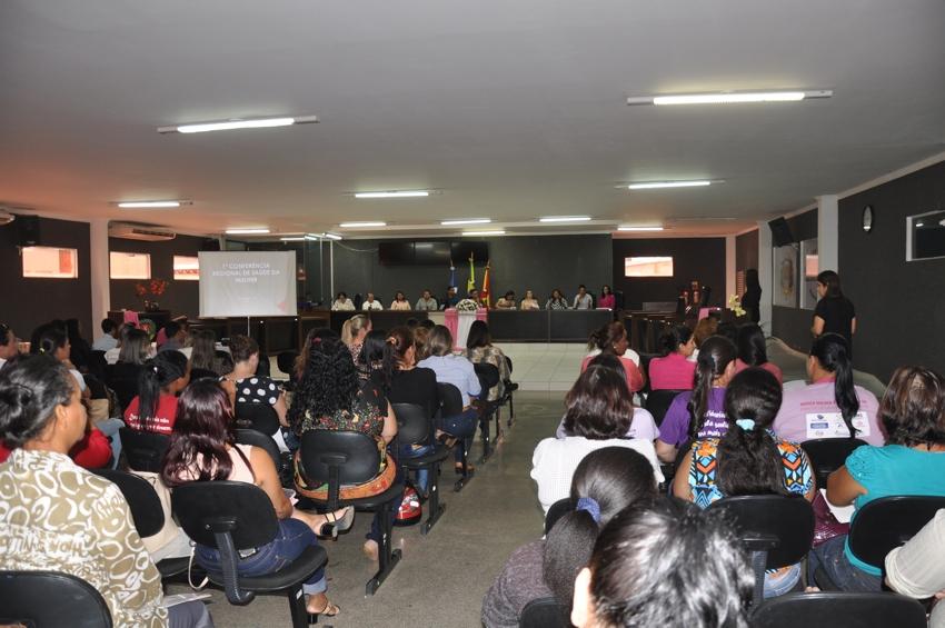 conferencia da mulher