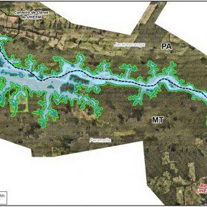Mapa Reservatório 5646 REV