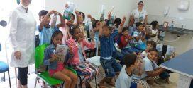 A promoção da saúde bucal à população e nas escolas de Alta Floresta