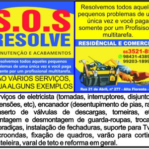 SOS Resolve