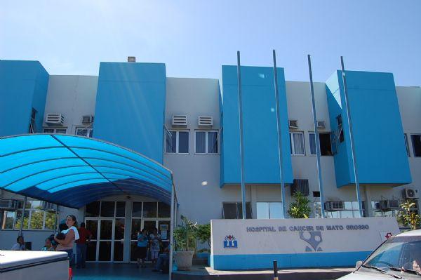 hospital de cancer mt