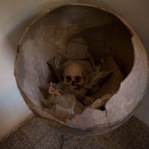 Urna funerária