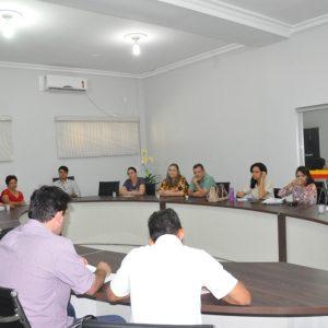 reunião sobre saneamento 2