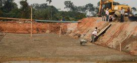 Prefeito Asiel Bezerra inspeciona construção da Galeria do Boa Nova 3