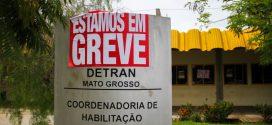Sindicato critica postura do Governo e mantém greve no Detran em MT