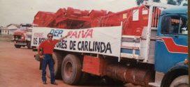 Nos aniversário de Carlinda, Paiva relembra a participação de seu pai na criação do assentamento