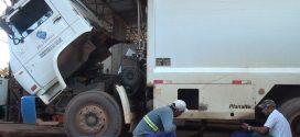 Falta de caminhões afeta a coleta de lixo em Alta Floresta