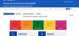 Município de Paranaíta firma termo de adesão com Ministério da Transparência e Controladoria Geral da União para implantar o sistema E-Ouv
