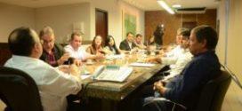 Deputado, prefeito e vereadores de Alta Floresta se reúnem com governador