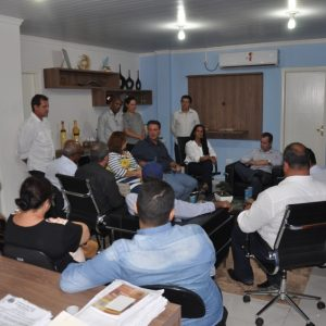 visita do vice governador