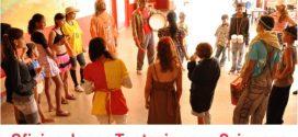 TEAF promove oficina de teatro para crianças; Inscrições já estão abertas