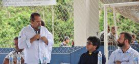 UHE São Manoel entrega escola e posto de saúde na Agrodito e comunidade comemora