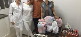 FADAF:  entrega  alimentos arredados na campanha de Doação de Sangue