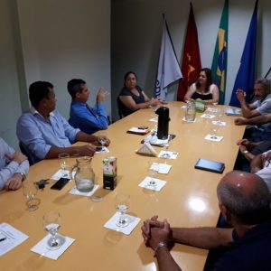reunião gestão pública - marinéia interina