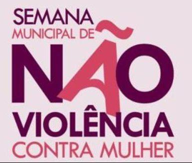 semana pela não violencia contra a mulher