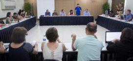 Gestores de 15 Cefapros se reúnem para referendar plano de ação formativo