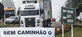 Protestos dos caminhoneiros deixam postos sem combustível e ameaçam  outro setores