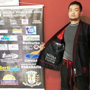 Mundial de Jiu Jitsu – Lutadores de Paranaita e Alta Floresta participam do evento