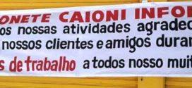 Após 42 anos de atividades 'Lanchonete Caioni' encerra suas atividades em Alta Floresta