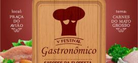 'Carnes do MT': Inicia hoje o 5º Festival Gastronômico Sabores da Floresta