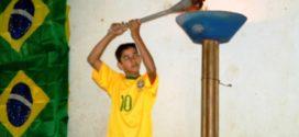 Jogos Inter-classe movimenta os 20 anos da Escola Benjamim de Pádoa