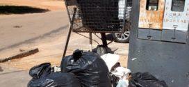 Com apenas um caminhão realizando a coleta, moradores começam a sofrer com acumulo de lixo