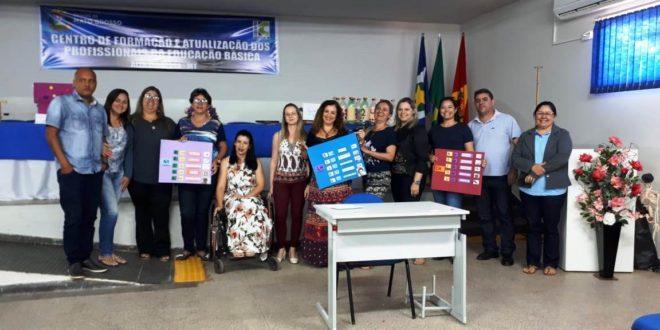 Último dia de formação sobre Educação Inclusiva em Alta Floresta é marcado com apresentações dos educadores