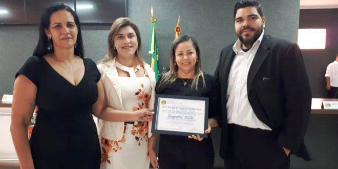 Programa 'FICAI' completa 11 anos em Alta Floresta e recebe homenagem da Câmara