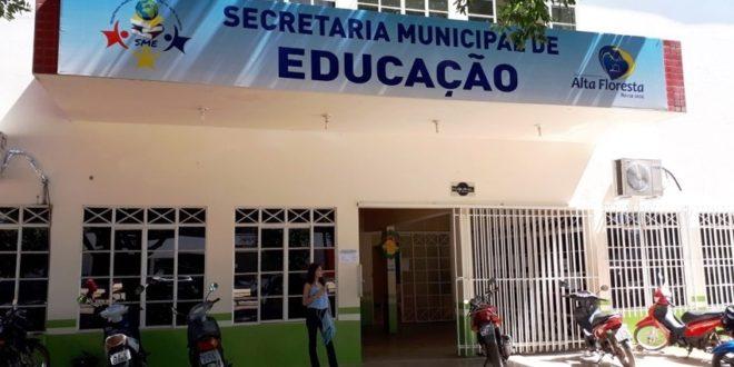 Secretaria Municipal de Educação está articulando a realização de um concurso público no ano que vem para a contração de servidores