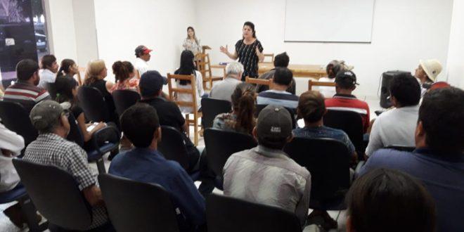 Meio Ambiente realizou reunião para regularização de atividades de Aterro Seco