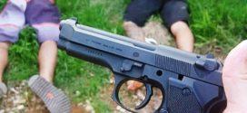 Jovens fazem ameaças e exibem simulacro de arma de fogo para moradores em Alta Floresta