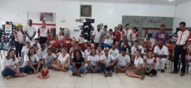 Alunos da APAE de Alta Floresta, ganharam café da tarde especial em comemoração ao Dia das Crianças