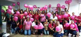 Movimento 'Outubro Rosa' chama a atenção para a saúde da mulher em Alta Floresta
