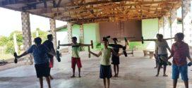 Salão de atividades da Associação dos Moradores da Cidade Bela e Jardim Imperial (AMOCIBI) foram totalmente reestruturados