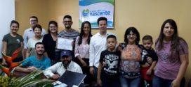 Entrega da premiação do concurso de logomarca do programa 'Adote Uma Nascente' foi realizada ontem (05/11) na Secretaria de Desenvolvimento