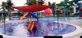 'Sustentabilidade': Hamoa Resort Residencial investiu em sistema de captação de energia solar para aquecer piscinas infantis do parque aquático