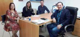 Secretária Municipal de Saúde visitou a capital afim de discutir emendas parlamentares destinadas para o município de Alta Floresta